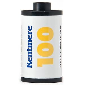 켄트미어 흑백필름 100/400 36컷 필름 (감도100/400)