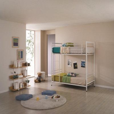 안젤라/스칼렛 책상이층싱글침대 매트깔판포함 - 옥션