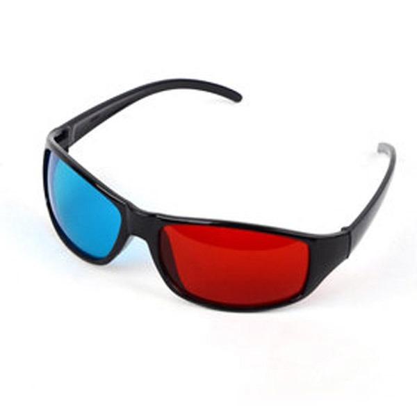 Z아람/3D 입체안경 일반형 고글형 3D 적청안경 택1
