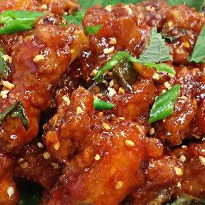 현지인추천맛집속초닭강정(1700g)순살닭강정(1300g)