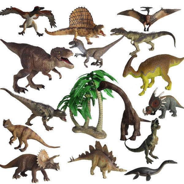 공룡 콜렉션/다양한 공룡/공룡모형/섬세한 디테일