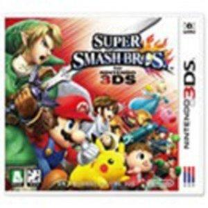 슈퍼 스매시 브라더스 (3DS) 한글판 중고