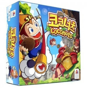 코코너츠 원숭이게임 코코넛게임 코코넛보드게임 정품