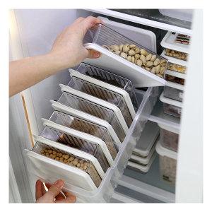 냉장고정리 정리 밀폐용기 고급형 시리즈