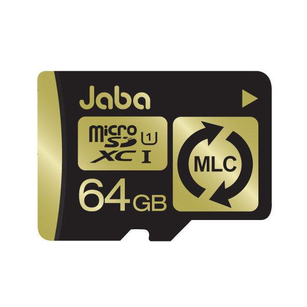 jaba MicroSDXC64GB class10 UHS-1 MLC 메모리카드