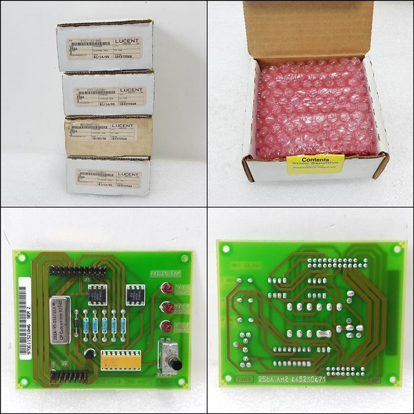Lucent Board 256A SERIES 2 COMCODE 104372560