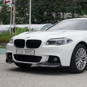 BMW 5시리즈(F10) 리얼카본 디퓨져/프론트립 M테크 M5