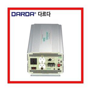 DC12V-AC220V�ι��� DP-6000AQ (6500W) �ٸ���
