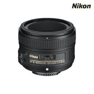 명품마을 니콘 AF-S NIKKOR 50mm F1.8G 정품 새상품