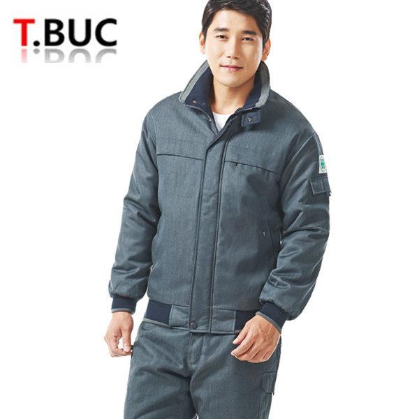 근무복 티뷰크 TB-64 패딩작업복(상/하) 추동 방한복