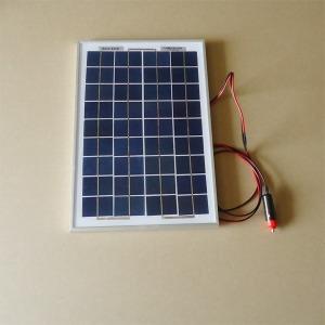 태양광 배터리 충전기 방전방지용 10W형