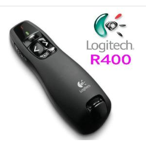 (해외) 로지텍 R400 무선 레이저포인터 프리젠터 PPT