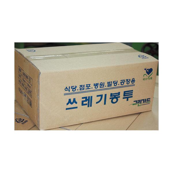 118021 쓰레기 봉투(흰색/박스/대)