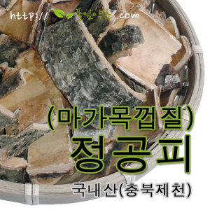 마가목나무껍질 300g/국내산/ 정공피