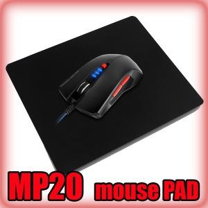 ABKO MP20 게이밍 마우스패드/3중구조/240X200X2/추천