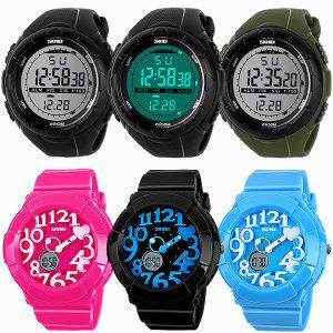 패션 스포츠 시계 군인시계