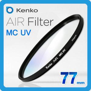 썬포토 정품  KENKO 77mm AIR MC UV 필터/캐논/니콘