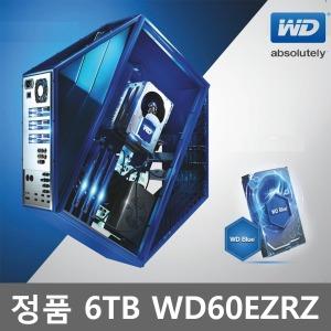 +WD正品 공식판매점+ WD Blue 6TB HDD WD60EZRZ
