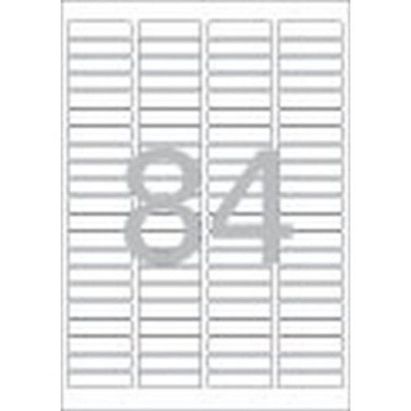 분류표기용 라벨 LS-3623 100매 84칸 폼텍