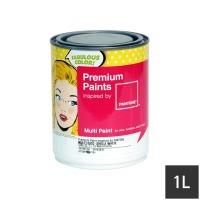 팬톤 페인트 수성 멀티 약1L 방문1-2개 OK 목재 철제