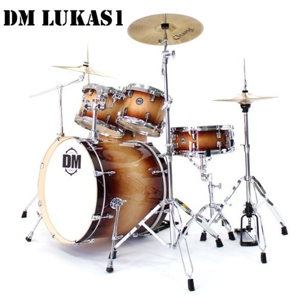 DM LUKAS올버찌 드럼세트-새로운 내츄럴색상 업데이트