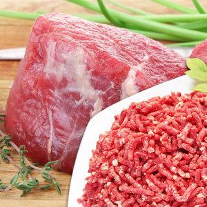호주산 소고기 다짐육/쇠고기 돼지 국거리 다진고기