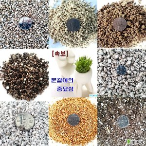 분갈이흙-모여/배양토/다육/용토/분갈이/마사/플분