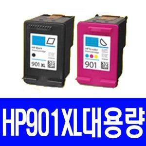 HP 901 XL 프린터 잉크 OFFICEJET 4500 J 4580 4660