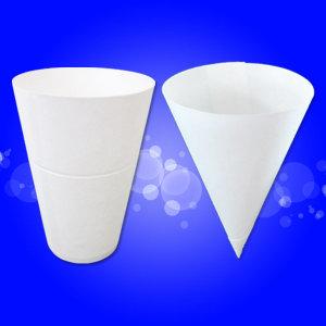 세모금컵 4000매/정수기컵/이지컵/원뿔컵/꼬깔컵