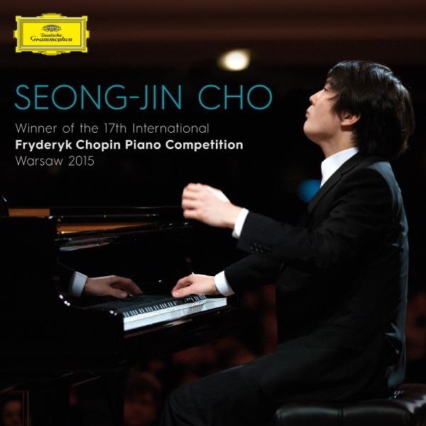 조성진 (SEONG-JIN CHO) /쇼팽 콩쿠르 우승 실황앨범 (2015 쇼팽 콩쿠르 우승/DG40141)