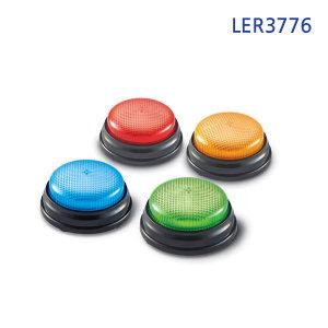 빛과 소리나는 정답부저세트(LER 3776)/4개/퀴즈부져