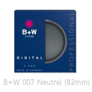 슈나이더 (헤븐S) B+W 007 Neutral MRC 82mm