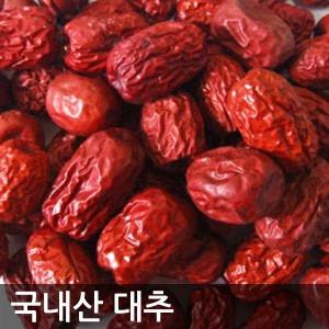 경산대추1kg 상초/특초/별초/왕대추/대추채/꽃