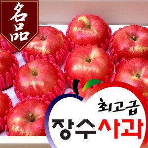 名品 장수사과 부사 5kg/10kg 꿀사과/사과선물세트