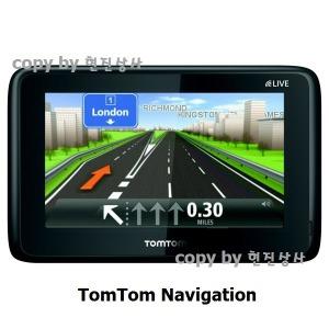 TomTom 1015M 유럽 자동차 여행 유럽 네비게이션 대여