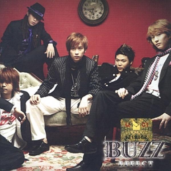 버즈 (BUZZ) 2집 / BUZZ EFFECT (YWRCD106)