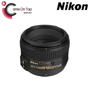 (컴온탑)니콘정품 AF-S 50mm F1.4G (정품/새상품)