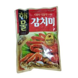 대상 청정원 해물감치미1kg