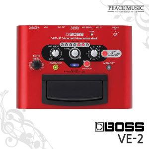 BOSS 보스 VE2 VE-2 보컬 이펙터 Vocal Effects