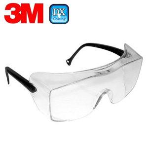 3M 보안경 OX-1000 /OX-2000/1611/2700 -안경위에겸착