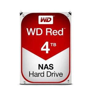 WD 공식수입사/CJS WD Red 4TB WD40EFRX NAS HDD