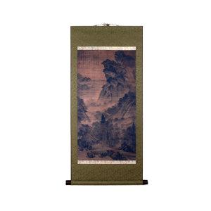 겸재 정선의 산수그림 (국립중앙박물관소장 97)