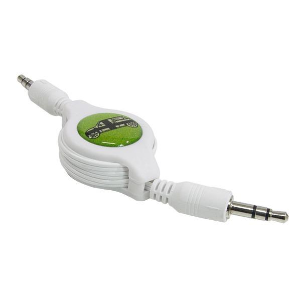휴대 간편한 차량용 MP3 연결 억스 케이블 오디오