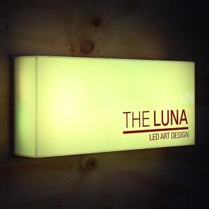LED 아크릴간판 / 간판제작 / 디자인간판 / 예쁜간판