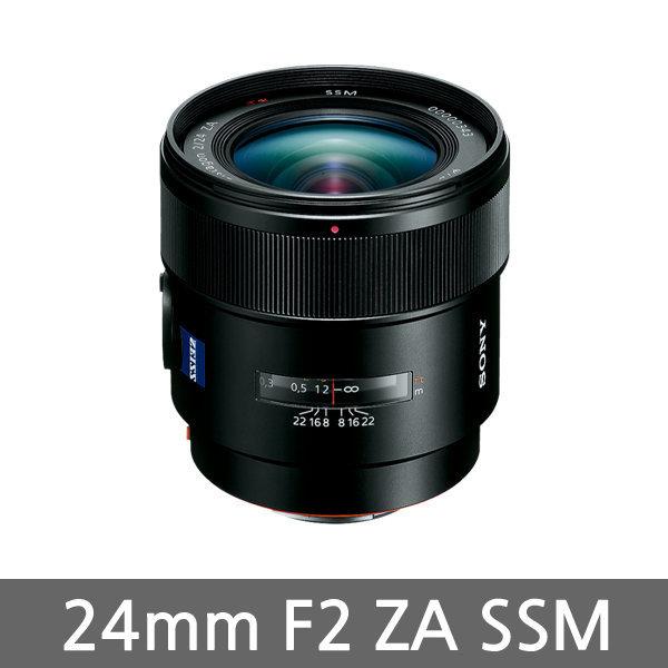 소니정품 SAL24F20Z T 24mm F2 ZA SSM.