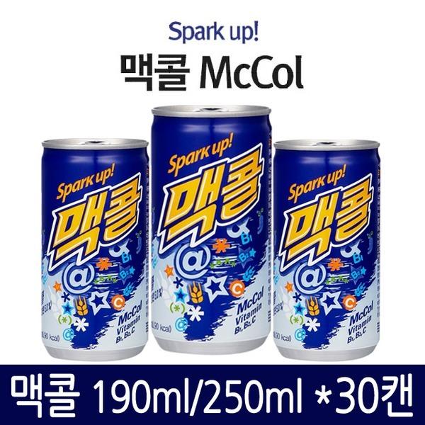 일화/맥콜/음료수캔음료 헛개꿀물 레쓰비 꿀물 사이다