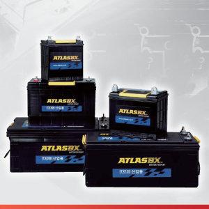 아트라스 ITX100(12V100AH) 산업용배터리