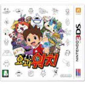 요괴워치 (3DS) 한글판 중고
