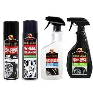 불스원/타이어광택제/타이어세정광택제/휠세정광택제