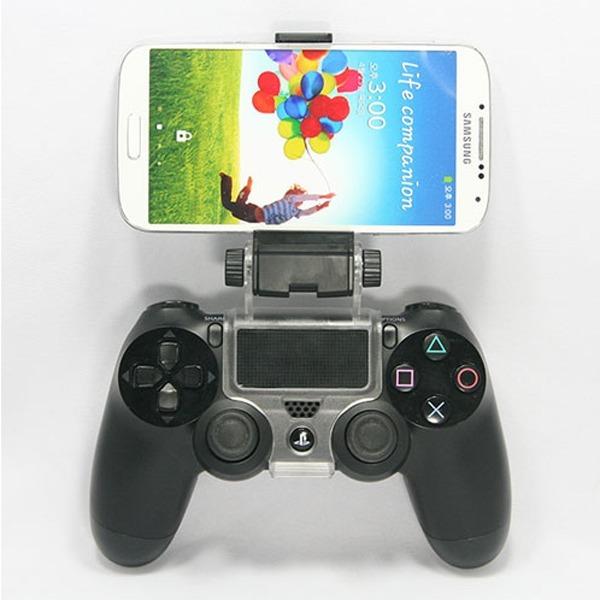[DOBE] PS4 DOBE 스마트폰 그립 마운트/ 듀얼쇼크4 클램프